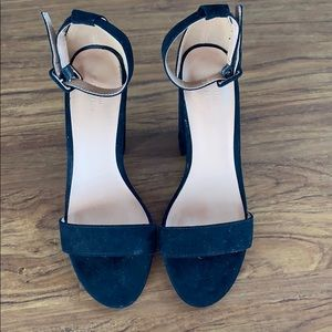Urban outfitters strappy heels